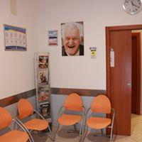 sala d'attesa lom