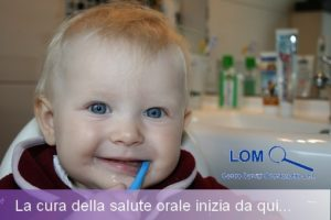 odontoiatria infantile lom
