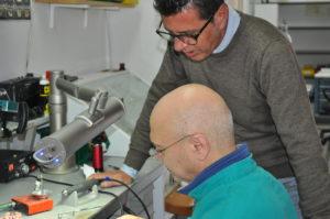 laboratorio odontotecnico lom