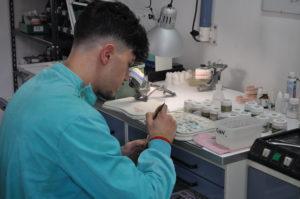 laboratorio lom