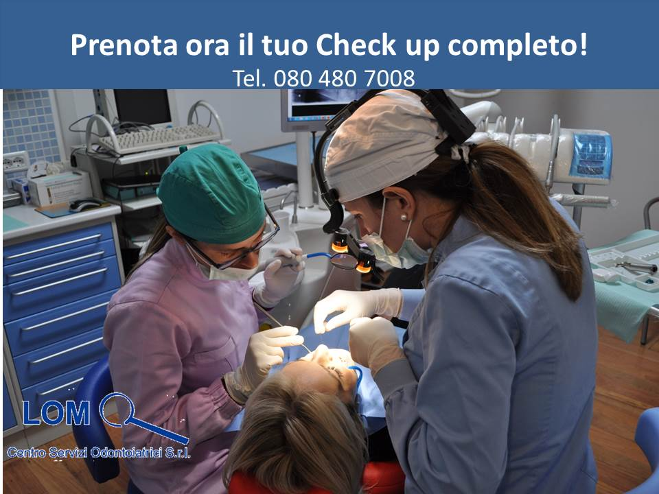 check up completo da lom a martina franca