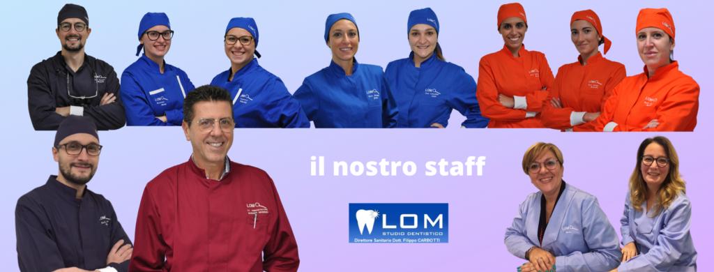 staff lom